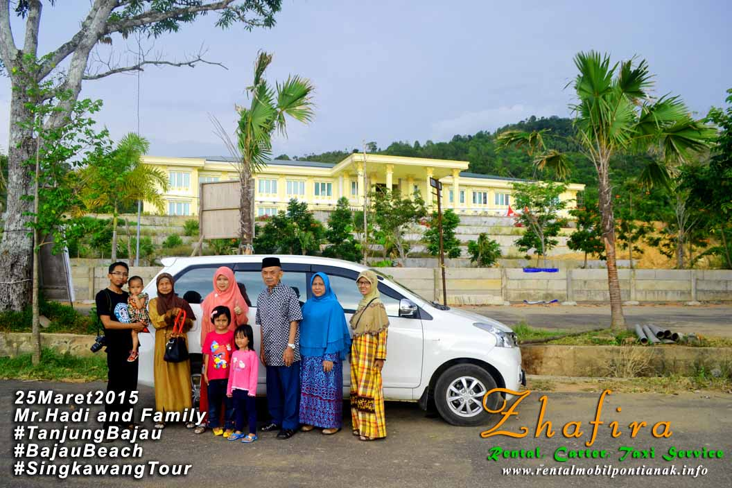 Mr.Hadi and Family, 25Maret2015 #SingkawangTour