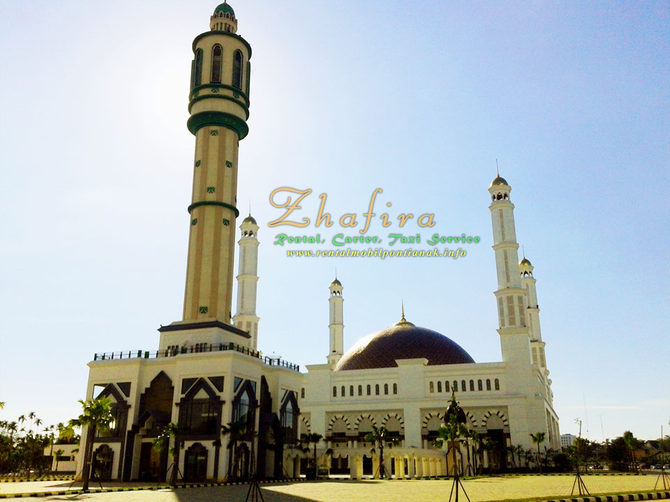 masjid mujahidin pontianak