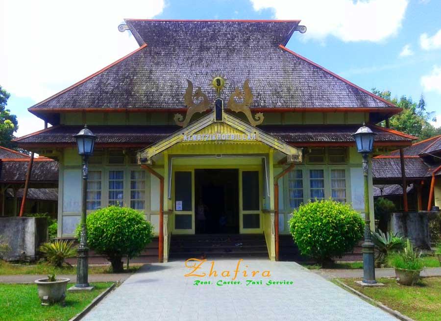 Istana Kerajaan Sambas, Sejarah bermulanya kota dan kabupaten Sambas