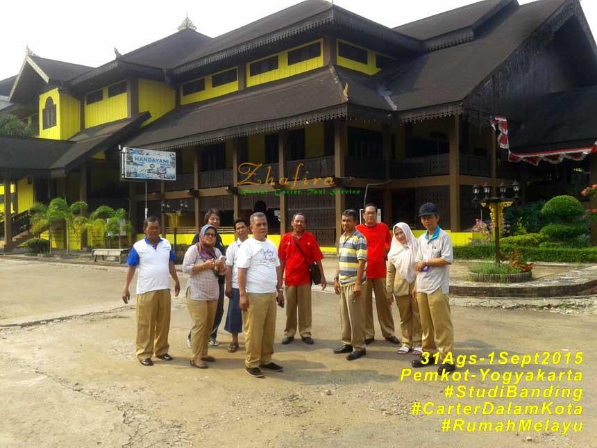 Pemkot Yogyakarta #StudiBanding 31Agst-1Sept2015