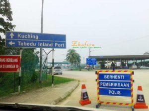 pos pemeriksaan lintas batas malaysia