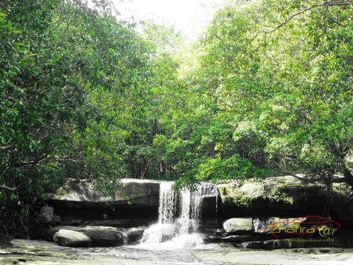Air Terjun Pancur Aji  – Sanggau