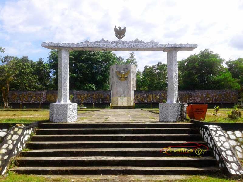 Wisata Sejarah Makam Juang Mandor, Korban Penjajahan Jepang 1942 – 1945