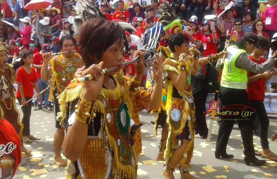 Semarak Festival Cap Go Meh 2016 di Singkawang