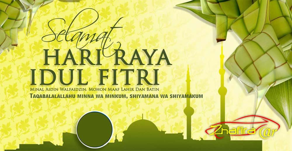 Selamat Idul Fitri – 1 Syawal 1437 H