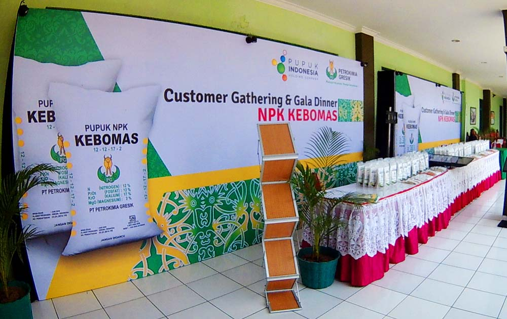 Petrokimia gresik customer gathering & gala dinner 29 sept – 1 okt 2016